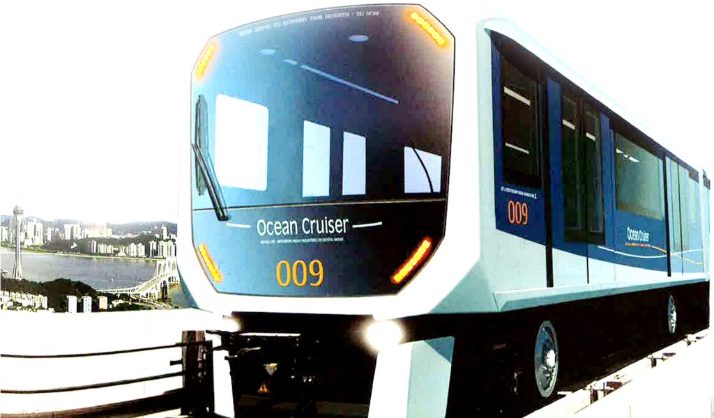 2012年6月-澳門C360輕軌工程